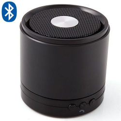 Enceinte Bluetooth smartphone tablette kit mains libres Noir - Enceinte Bluetooth - www.yonis-shop.com