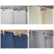 Rideau De Douche Étanche Résistant Anti-Moisissure Polyester Déperlant 200x180 Cm Bleu - - www.yonis-shop.com