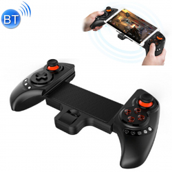 Gamepad Smartphone Android Tablette Manette De Jeu Sans Fil Multimédia Bluetooth Support Extensible Noir