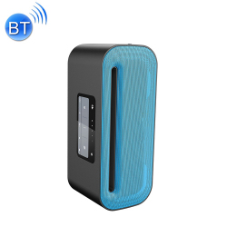 awei Y600 Wireless Bluetooth Speaker with 3D Stereo, Built-in Mic, Support TF Card / AUX / NFC(Blue)