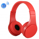 Casque Bluetooth Sans Fil Stéréo iPhone Android Smartphone Mains Libres MP3 Carte Micro SD Rouge - Casque Bluetooth - www.yon...