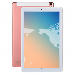 Tablette Android 5.1 Écran 10.1 Pouces 1280 x 800 Dual SIM 3G WiFi Bluetooth Or Rose - - www.yonis-shop.com