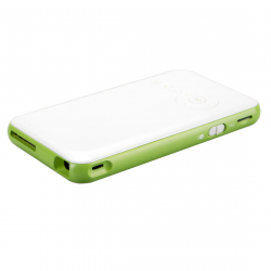 Mini Vidéoprojecteur Android 4.4 LED DLP 50 Lumens WiFi Bluetooth HDMI USB 1GB+16GB Vert