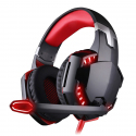 KOTION EACH G2200 USB 7.1 Surround Sound Vibration Game Gaming Headphone Computer Headset Earphone Headband with Microphone L...