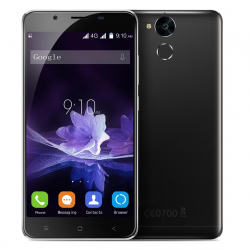 "Smartphone Dual SIM Android 6.0 Telephone Mobile Tactile 5.5"" 4Go RAM"
