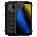 Smartphone Incassable Android 8.1 Etanche IP68 5.5 Pouces Téléphone 4G Antichoc Recharge Sans Fil 2GB+16GB Noir - Tout le sto...