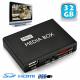 Passerelle multimédia lecteur vidéo Full HD 1080p HDMI 32 Go - Passerelle multimédia - www.yonis-shop.com