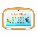 Tablette Enfant YOKID Educative Android 6.0 Ecran 7 Pouces Tactile Quad Core 1GB+8GB Bluetooth Orange