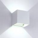 Applique Murale LED Lumière de Mur En Aluminium Puissance 6 W 85-265 V Dimmable Blanc Lumière blanche - Applique murale - www...