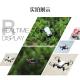 Drone RC Quadcopter Pliable Prise Charge Touche Décollage Atterrissage Maintien Altitude Blanc - Drone - www.yonis-shop.com