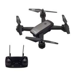 Drone GPS Retour Automatique Double Caméra HD Wifi Application Android iPhone Maintien Altitude