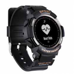 Montre Connectée GPS Android iOS Smartwatch Cardio OLED Tactile 0.96 Pouce Bluetooth IP68 Multisport Noir - Montre connectée ...