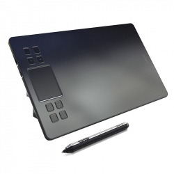 Tablette Graphique Windows Mac 10 x 6 Pouces Numériseur 5080 LPI Interface Tactile USB Type-C - Tablette graphique - www.yoni...