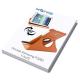 Housse Samsung Galaxy Tab 3 P3200 étui 7 pouces support 360° Orange - Housse tablette Samsung 7 pouces - www.yonis-shop.com