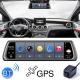 Dashcam Android 4G Caméra de recul 1080p 10 Pouces GPS Assistance Conduite ADAS Détection de Mouvement Bluetooth - Dashcam - ...
