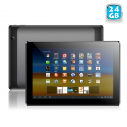 Tablette tactile 13 pouces Android 4.4 KitKat Wi-Fi Bluetooth 24Go
