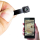Caméra miniature Wifi Point to Point surveillance Android iPhone PC