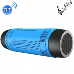 Enceinte Portable Bluetooth Waterproof multifonction Batterie Externe 4000mah