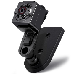 Caméra espion miniature HD 1080P vision nocturne mini photo 12MP 4 Go