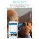 Montre Traceur GPS Senior Connectée 4G Android iOS Photo Balise Cardio Enfant SOS Noir