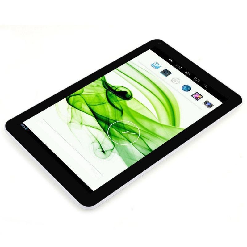tablette tactile 10 pouces android jellybean 4 2 dual core. Black Bedroom Furniture Sets. Home Design Ideas