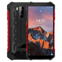 Smartphone Incassable Android 10 Full HD 5.5 pouces 4 Go + 64 Go Anti-choc IP69 WiFi Rouge - Smartphone antichoc - www.yonis-...