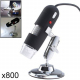Mini microscope électronique zoom x800 USB portable 8 LED 2 MP - Microscope USB - www.yonis-shop.com