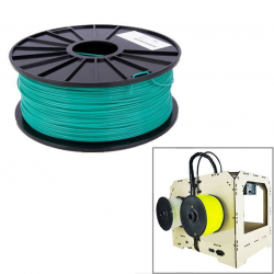 Bobine de fil PLA 1.75 mm biodégradable imprimante 3D filament Vert