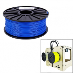 Bobine de fil PLA 1.75 mm biodégradable imprimante 3D filament Bleu - Consommable imprimante 3D - www.yonis-shop.com