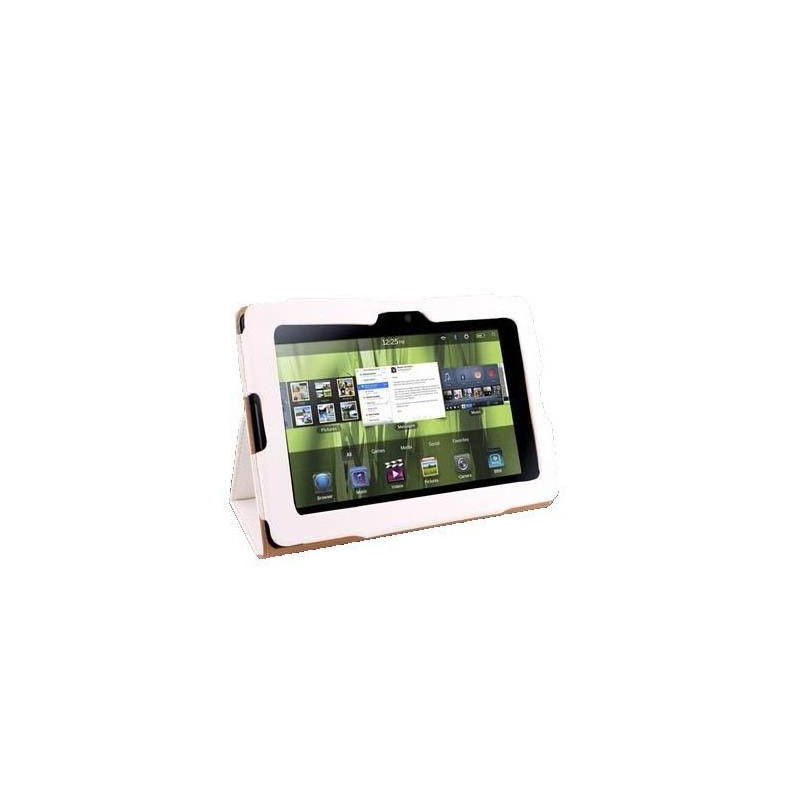 Housse blackberry playbook blanc for Housse blackberry