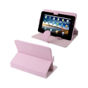 Housse universelle tablette tactile 7 pouces support étui Chic Rose - Housse tablette - www.yonis-shop.com