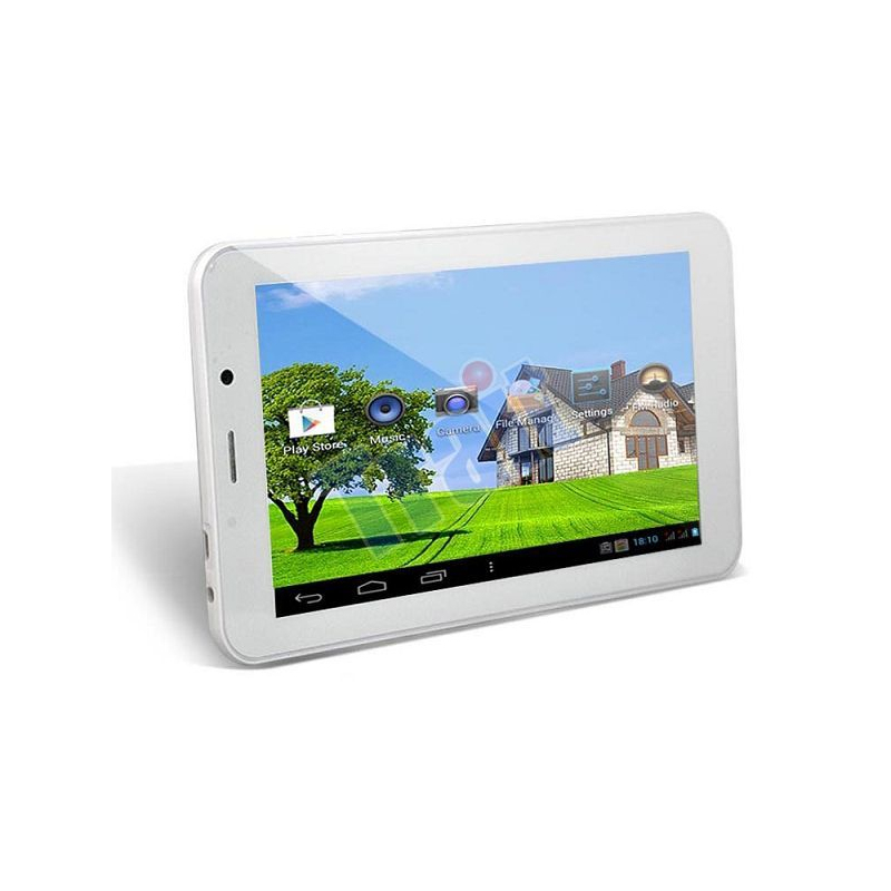 Tablette tactile 3g 7 pouces android 4 4 dual core sim gps - Tablette tactile 7 pouce ...