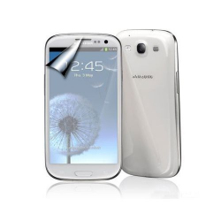 Film protection ecran Samsung Galaxy S3 I9300 anti-reflet