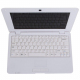 Mini PC Android ultra portable netbook 10 pouces WiFi 4 Go Blanc - Mini PC Android - www.yonis-shop.com