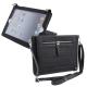 Sacoche iPad sac à main étui housse support noir 9.7 pouces Housse iPad 2 YONIS