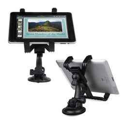 Support voiture iPad holder auto universel tablette tactile 10 pouces - Support tablette tactile - www.yonis-shop.com
