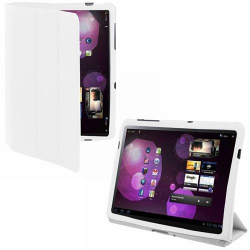 Smart cover Samsung Galaxy Tab GT P7500 blanc