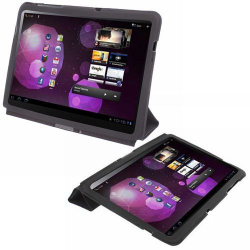 Smart cover Samsung Galaxy Tab GT P7500 noir