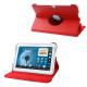 Housse Samsung Galaxy Note N8000 étui 10.1 pouces 360° support Rouge - Housse tablette Samsung 10 pouces - www.yonis-shop.com