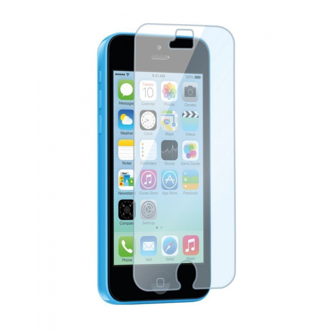 Film protecteur écran transparent iPhone 5C - Film protecteur d'écran iPhone - www.yonis-shop.com