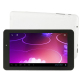 Tablette tactile Android 4.2 Jelly Bean 7 pouces Dual Core Blanc 24Go - Tablette tactile 7 pouces - www.yonis-shop.com