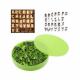Set 26 découpoirs cuisine alphabet petit sablé biscuit emporte pièce - Accessoires pâtisserie - www.yonis-shop.com