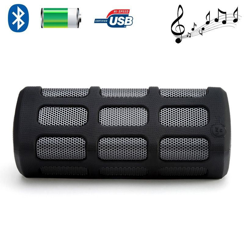 enceinte portable bluetooth kit mains libres batterie externe. Black Bedroom Furniture Sets. Home Design Ideas
