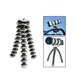 Trépied flexible appareil photo caméra tripod gorillapod grand modèle - Accessoires appareil photo - www.yonis-shop.com