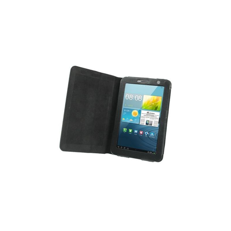 Housse samsung galaxy tab 2 gt p3100 7 pouces support cuir for Housse tablette 7 pouces