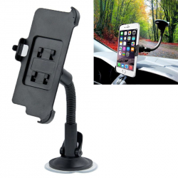 Holder iPhone 6 Plus 6S Plus voiture pare-brise support auto ventouse