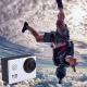 Caméra sport étanche 30m caméra action Full HD 1080p 12MP Rose - Camera sport étanche - www.yonis-shop.com