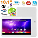 Tablette tactile 3G 10.1 pouces Android 4.4 Dual SIM 8Go - Tablette tactile 10 pouces - www.yonis-shop.com