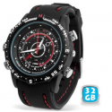 Montre camera espion mini appareil photo waterproof 32 Go - Montre caméra - www.yonis-shop.com