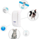 Collier traceur GPS GSM GPRS animaux chien chat anti perte bleu - Traceur GPS - www.yonis-shop.com